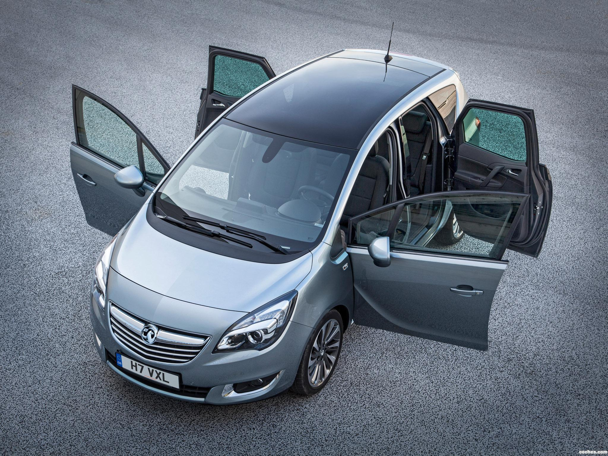 Foto 0 de Vauxhall Meriva 2014