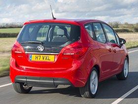 Ver foto 12 de Vauxhall Meriva Turbo 2014