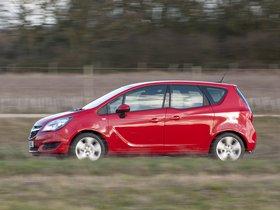 Ver foto 11 de Vauxhall Meriva Turbo 2014