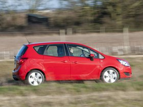 Ver foto 10 de Vauxhall Meriva Turbo 2014