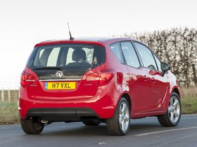 Ver foto 9 de Vauxhall Meriva Turbo 2014