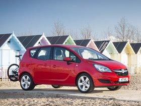 Ver foto 8 de Vauxhall Meriva Turbo 2014