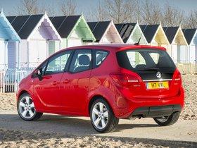 Ver foto 7 de Vauxhall Meriva Turbo 2014