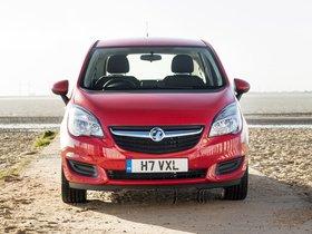 Ver foto 5 de Vauxhall Meriva Turbo 2014