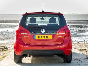 Ver foto 3 de Vauxhall Meriva Turbo 2014