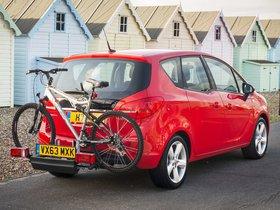 Ver foto 2 de Vauxhall Meriva Turbo 2014