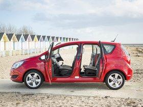 Ver foto 16 de Vauxhall Meriva Turbo 2014