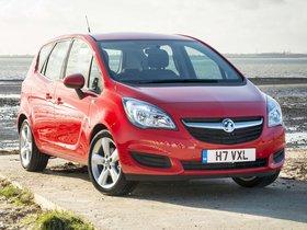 Ver foto 15 de Vauxhall Meriva Turbo 2014