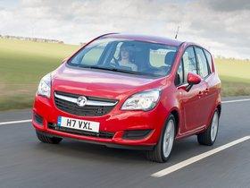 Ver foto 14 de Vauxhall Meriva Turbo 2014