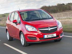 Ver foto 13 de Vauxhall Meriva Turbo 2014