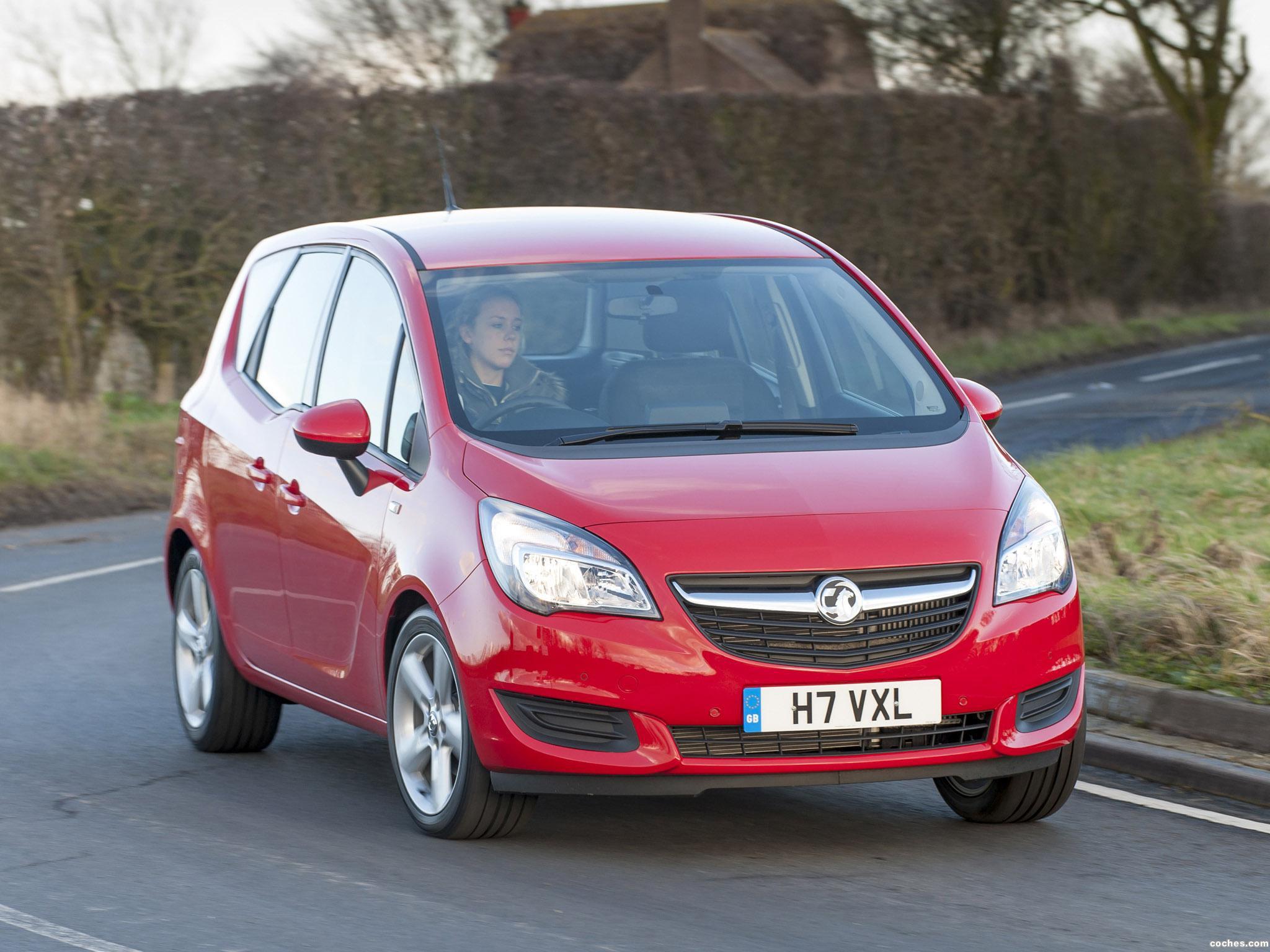 Foto 0 de Vauxhall Meriva Turbo 2014