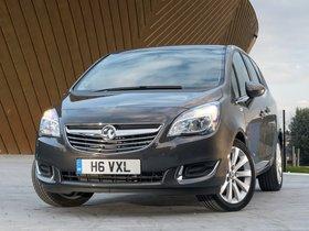 Ver foto 6 de Vauxhall Meriva 2014