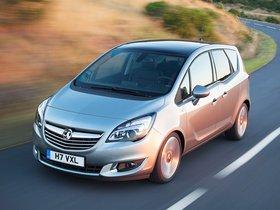 Ver foto 14 de Vauxhall Meriva 2014