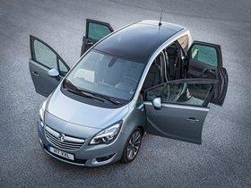 Ver foto 12 de Vauxhall Meriva 2014