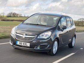 Ver foto 11 de Vauxhall Meriva 2014