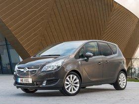 Ver foto 10 de Vauxhall Meriva 2014