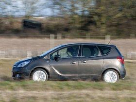 Ver foto 8 de Vauxhall Meriva 2014