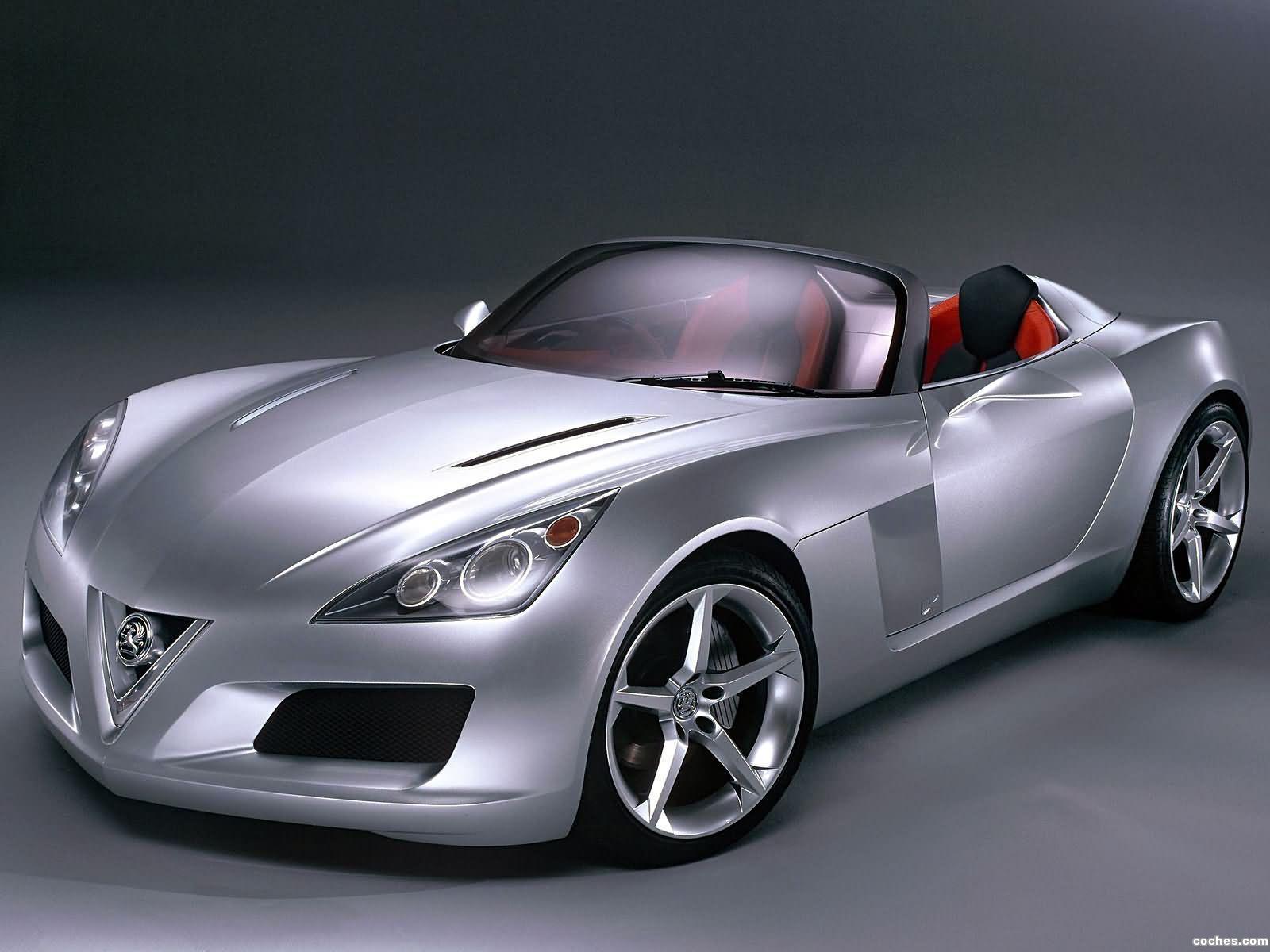 Foto 0 de Vauxhall VX Lightning Concept 2003