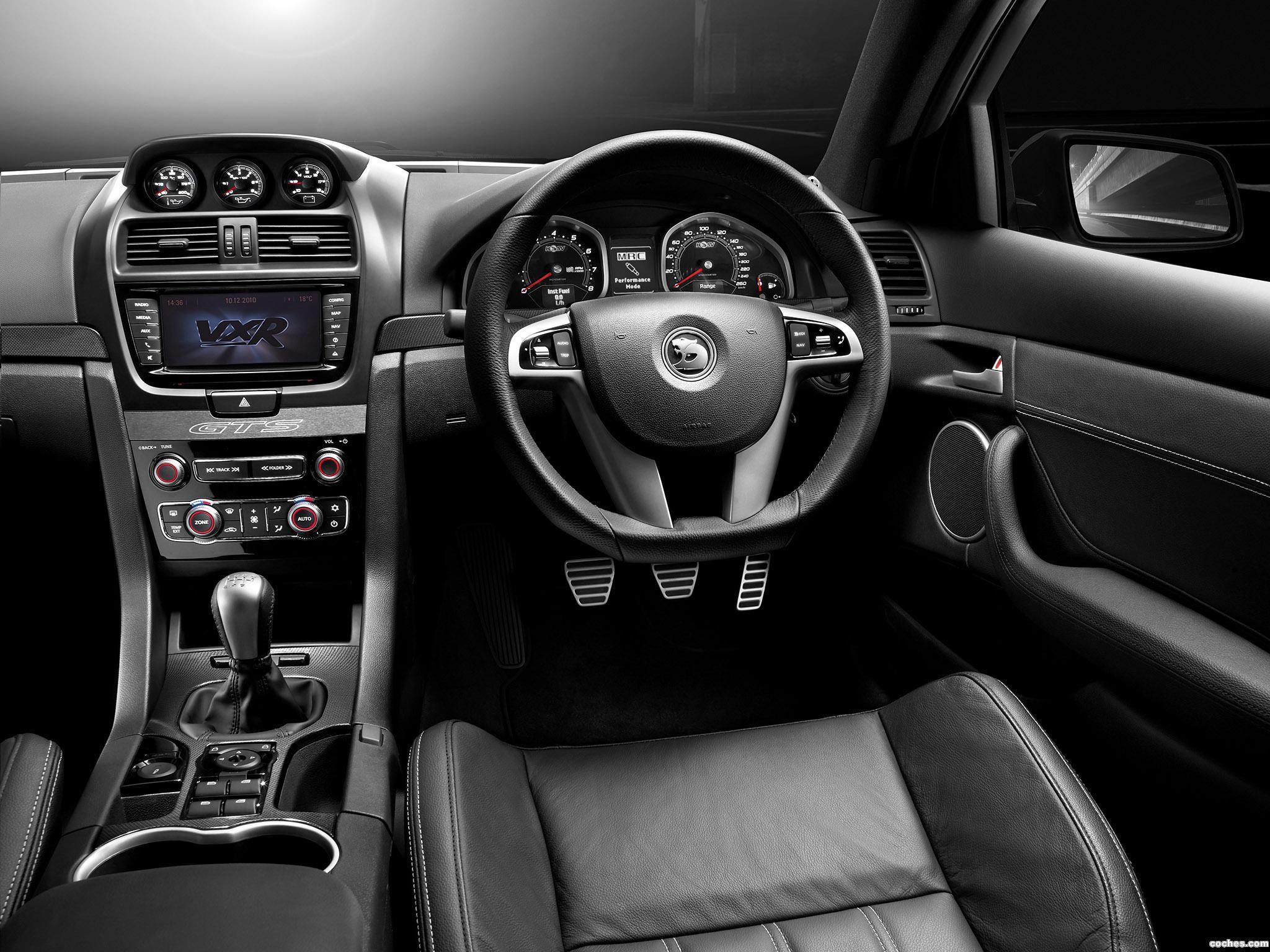Foto 3 de Vauxhall VXR8 2011