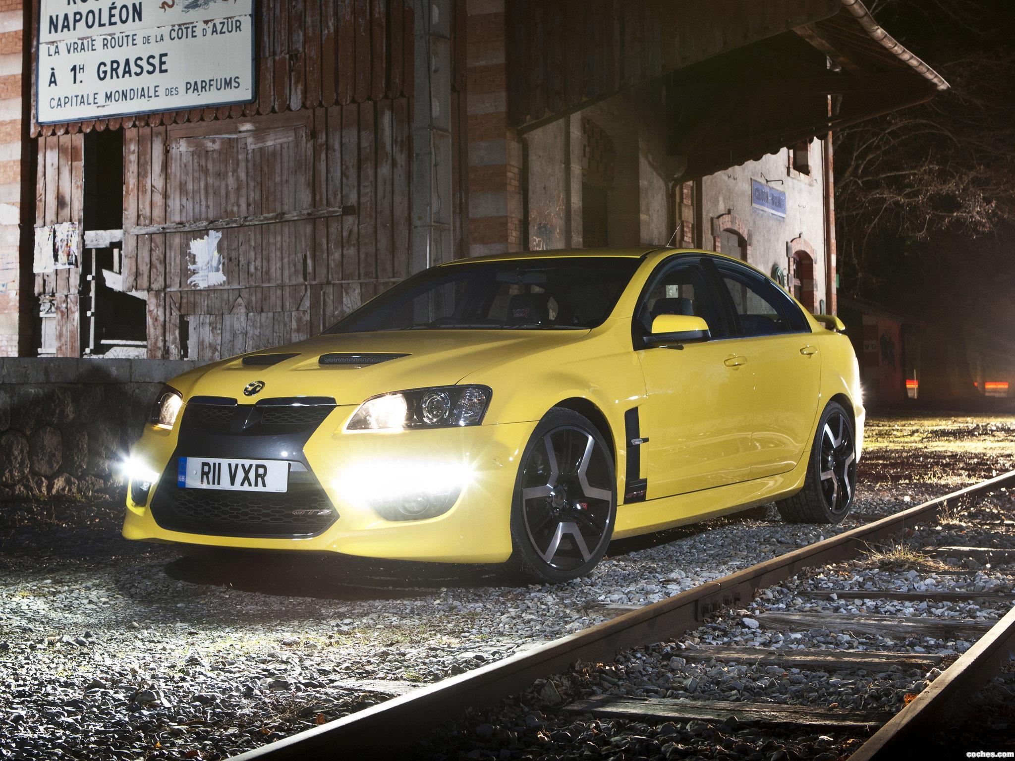 Foto 4 de Vauxhall VXR8 2011
