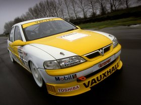 Fotos de Vauxhall Vectra