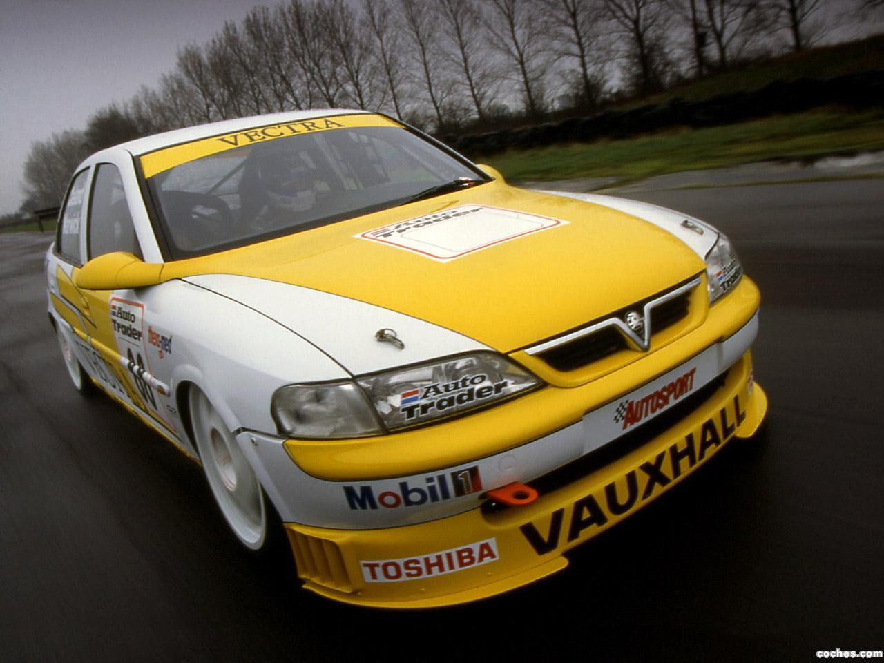 Foto 0 de Vauxhall Vectra BTCC 1996
