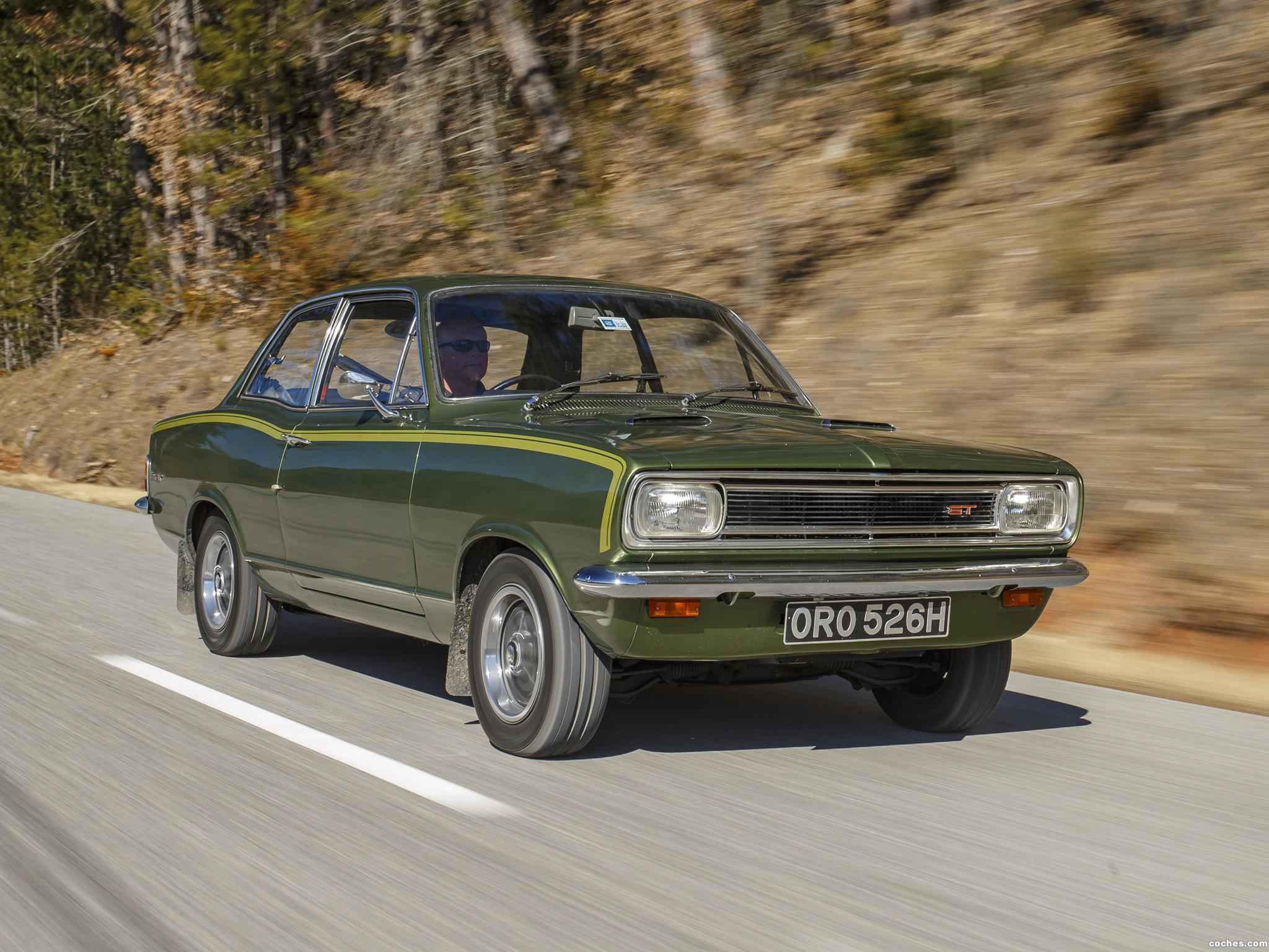 Foto 5 de Vauxhall Viva GT 1967