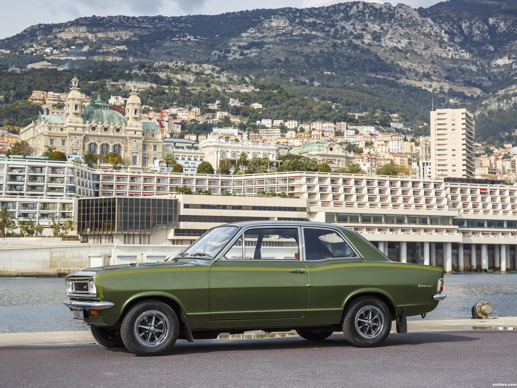 Foto 2 de Vauxhall Viva GT 1967