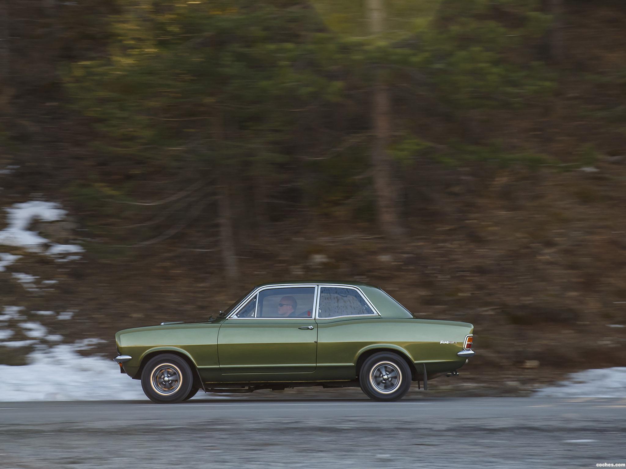 Foto 1 de Vauxhall Viva GT 1967