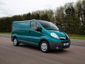 Ver foto 9 de Vauxhall Vivaro Van EcoFlex 2012