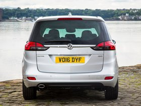 Ver foto 10 de Vauxhall Zafira Tourer 2016