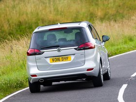 Ver foto 7 de Vauxhall Zafira Tourer 2016