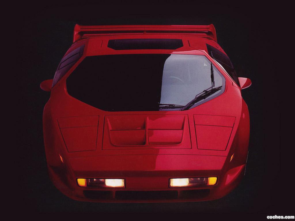 Foto 10 de Vector W8  1990