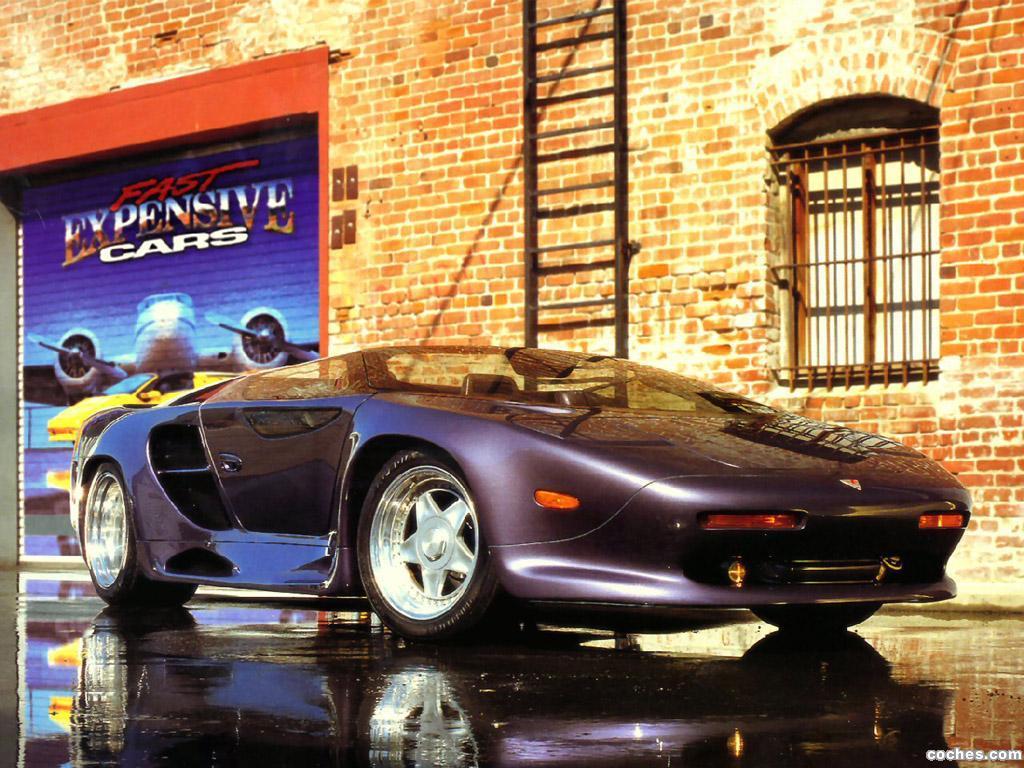 Foto 0 de Vector WX3 Roadster 1993