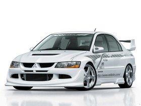 Fotos de Veilside Mitsubishi Lancer Evolution VIII 2003