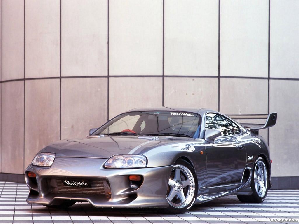 Foto 0 de Veilside Toyota Supra C I Body Kit JZA80 1993