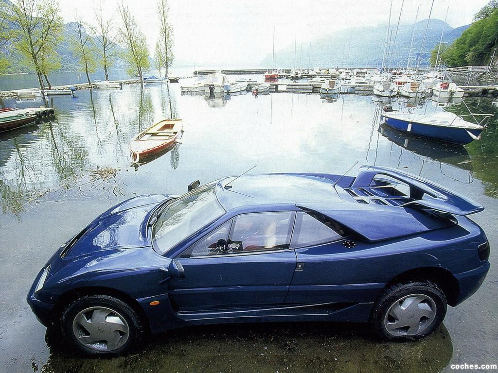 Foto 3 de Venturi Mega Track 1994