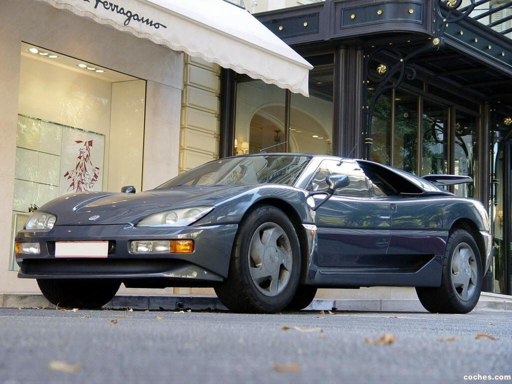 Foto 0 de Venturi Mega Track 1994