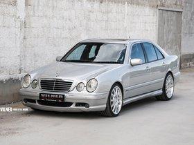 Fotos de Vilner Mercedes AMG Clase E E55 4MATIC 2004