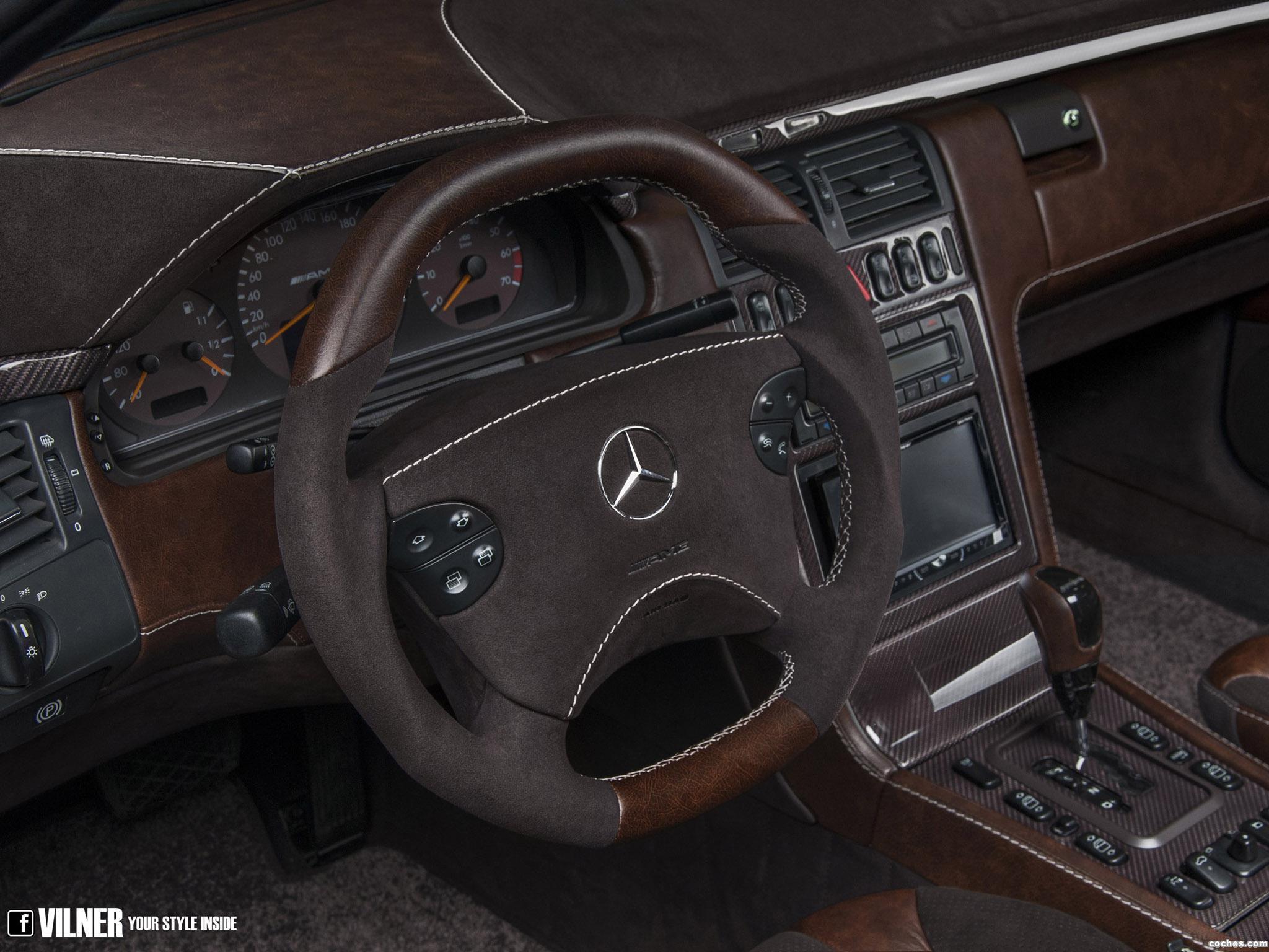 Foto 9 de Vilner Mercedes AMG Clase E E55 4MATIC 2004