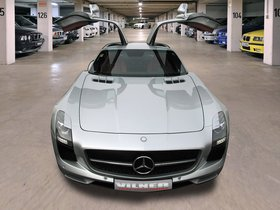 Ver foto 2 de Mercedes Vilner SLS AMG 2013