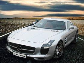 Fotos de Mercedes Vilner SLS AMG 2013