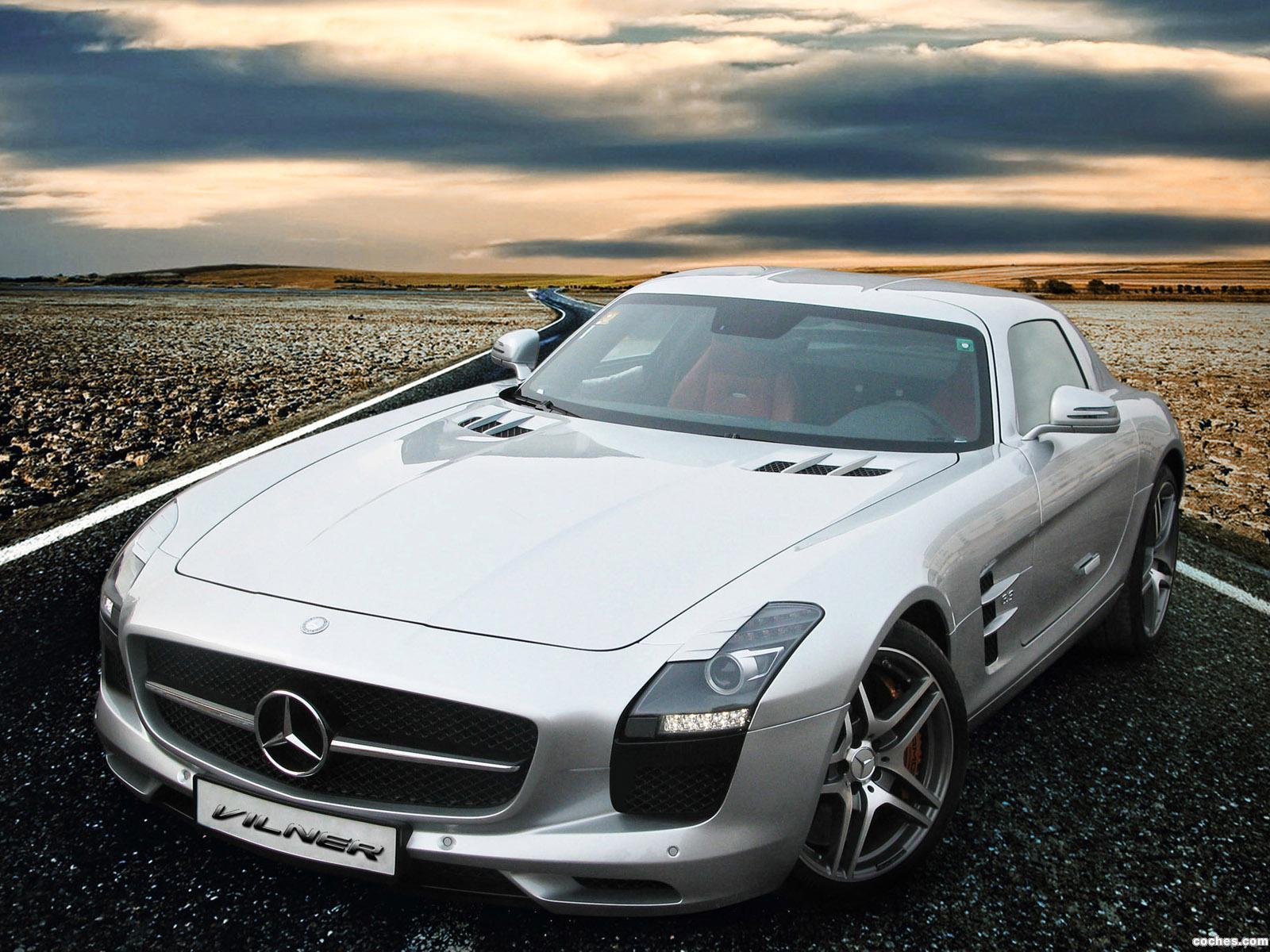Foto 0 de Mercedes Vilner SLS AMG 2013