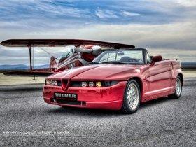 Ver foto 8 de Alfa Romeo Zagato Roadster by Vilner 2013