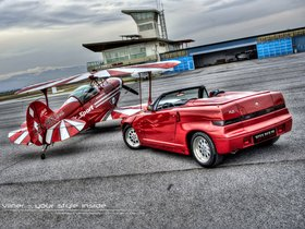 Ver foto 4 de Alfa Romeo Zagato Roadster by Vilner 2013