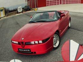Fotos de Alfa Romeo Zagato Roadster by Vilner 2013