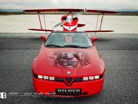 Ver foto 14 de Alfa Romeo Zagato Roadster by Vilner 2013