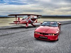 Ver foto 12 de Alfa Romeo Zagato Roadster by Vilner 2013