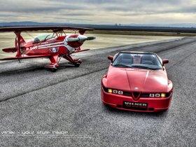 Ver foto 11 de Alfa Romeo Zagato Roadster by Vilner 2013