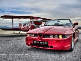 Ver foto 9 de Alfa Romeo Zagato Roadster by Vilner 2013